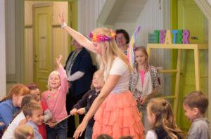 Tähista sünnipäeva Kadrioru lastemuuseumis Miiamilla