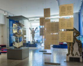 Näitus venekeelse trükisõna ajaloost