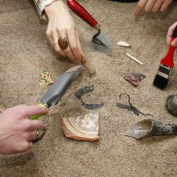 Jaani Seek olen ise arheoloog