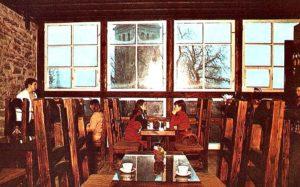 Neitsitorni kohvik 1980ndatel