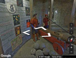 Kiek in de Kök virtuaalselt näha Google Arts & Culture'is