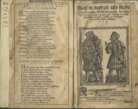 Rariteetne 16. sajandi köide Poola-Leedu aadligenealoogiast