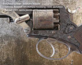 Relvad 19. ja 20. sajandist Tallinna Linnamuuseumis