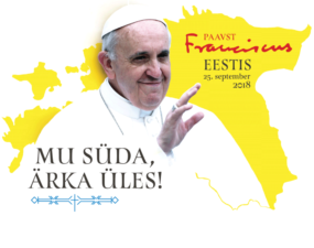 Paavst Franciscus Eestis