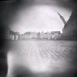 pinhole camera. Foto Kertu Olivia Tõntson