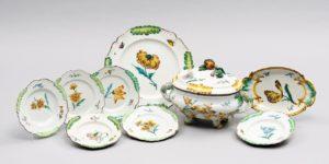 Linnamuuseumi kogudes leiduv Carl Fick'i portselan on üha hinnalisem